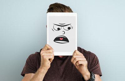 ¿Cómo salir de la espiral de los pensamientos negativos?