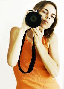 Kadrowanie zdjęć portretowych - od pasa w górę  © sxc.hu
