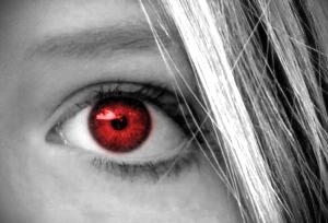 Efekt czerwonych oczu w fotografii