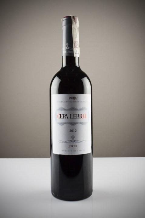 Fotografia produktowa butelki wina