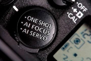 Tryby pracy autofokusu w aparacie cyfrowym