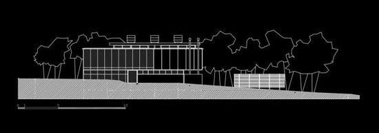 Contemporary Architecture of Iporanga House, Contemporary Architecture, Iporanga House, elevation,