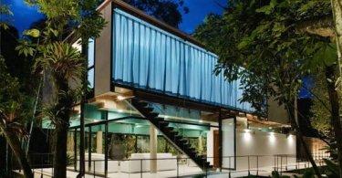 Contemporary Architecture of Iporanga House, Contemporary Architecture, Iporanga House,