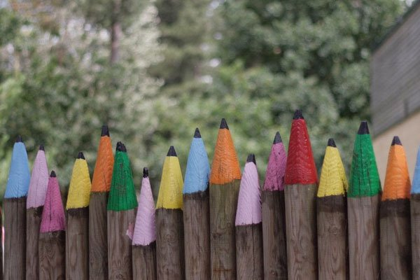 Creative Design, design ideas for fences,