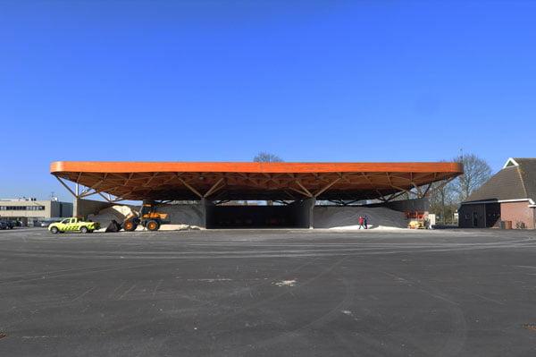 highway support center,