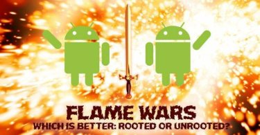 rooted vs unrooted android,