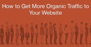 increase organic traffic,