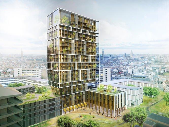 vertical urban planning,