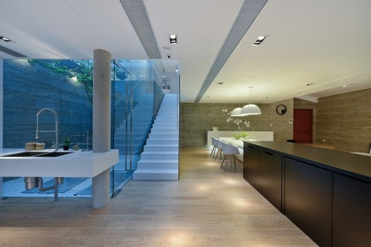 urban style home space,