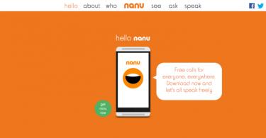 Android App Nanu,