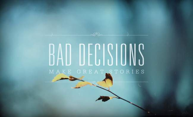 decisions quotes,