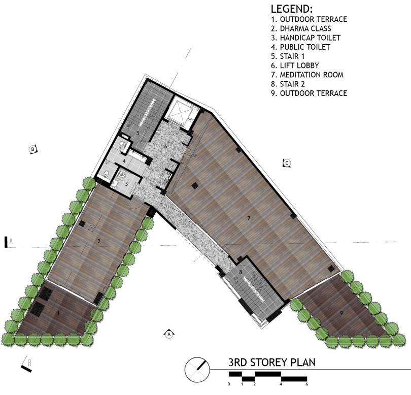 contemporary temple architecture,