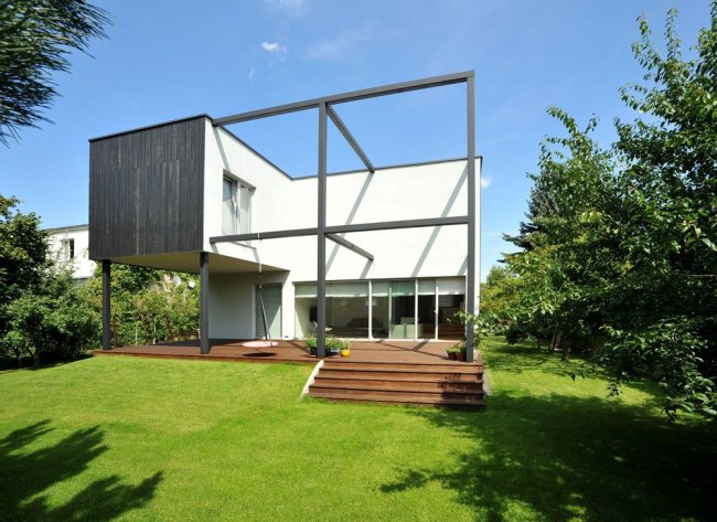 cube house project,