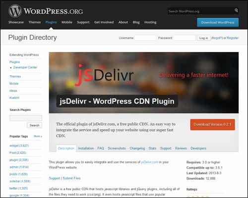 jsDelivr_WordPress_CDN_Plugin