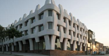 innovative facade design,