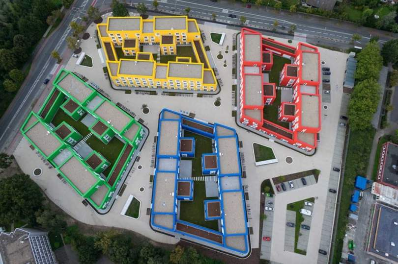 Bold and Beautiful Designs of Council and Student Housing in Munster, Germany by Kresings GmbH-15
