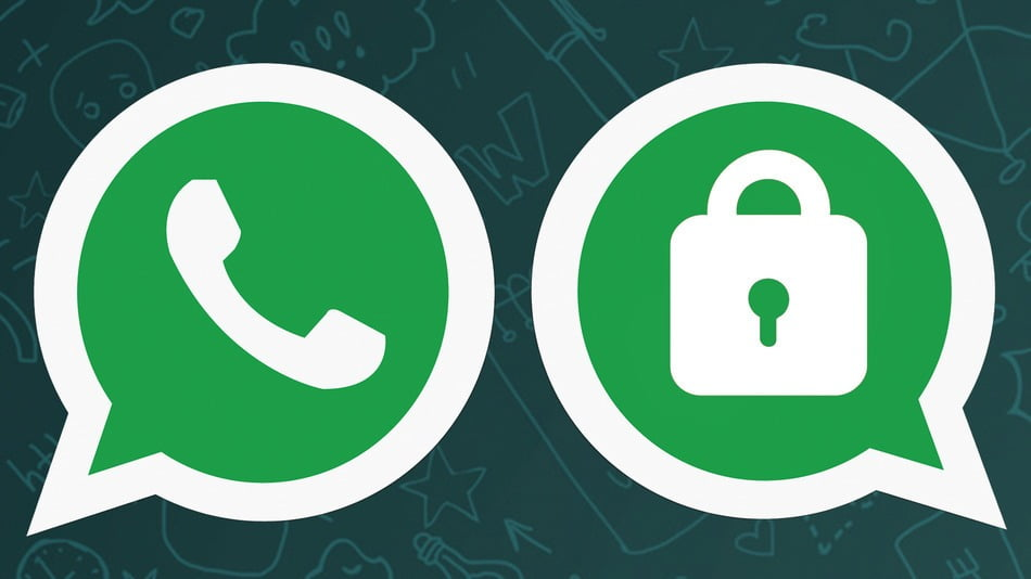 secure whatsapp messages,