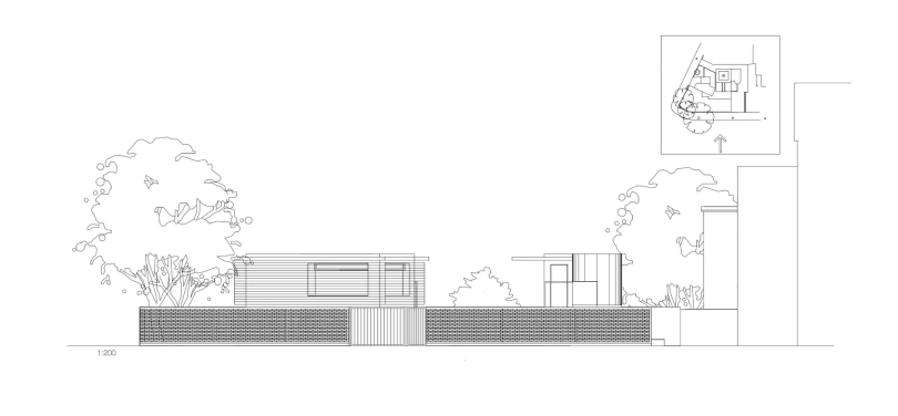 Courtyard House Design Synopsis by Ansham Architects (5)