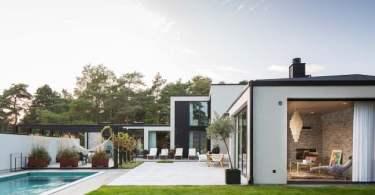 Modern Villa Architecture,