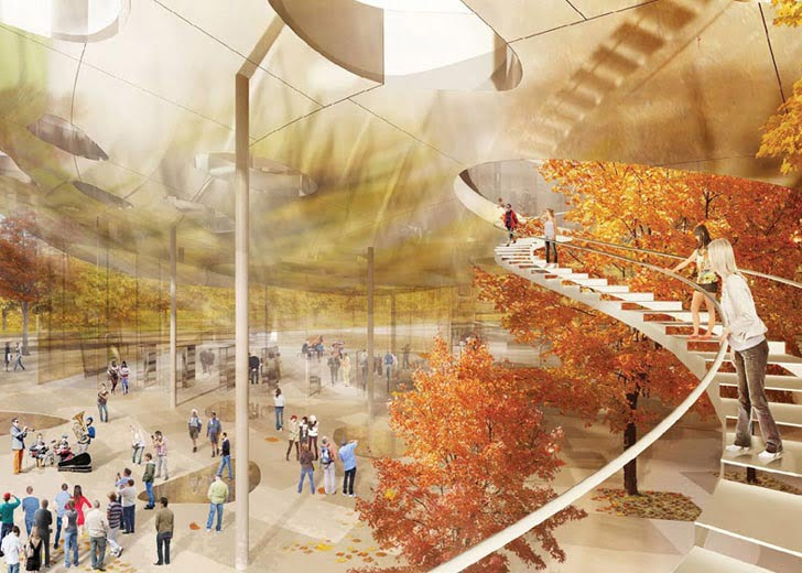 House of Hungarian Music Museum, how to learn music theory, AVA, Andrea Vattovani Architecture, Liget Budapest, Kengo Kuma and Associates, Sou Fujimoto Architects, Hungary, Budapest, Music Museume, Museume Architecture,