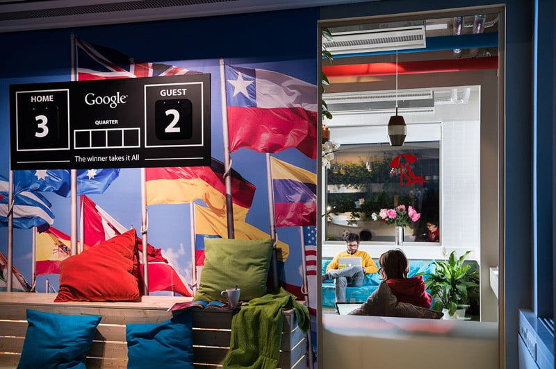 Google Office in Budapest,