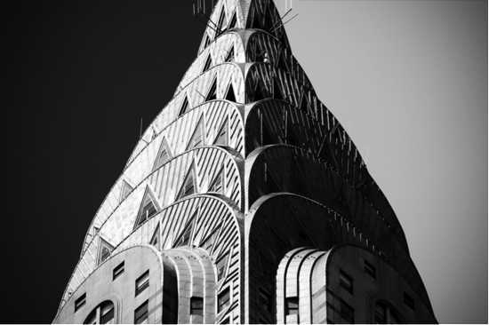 Expressionist Modern Architecture Style,