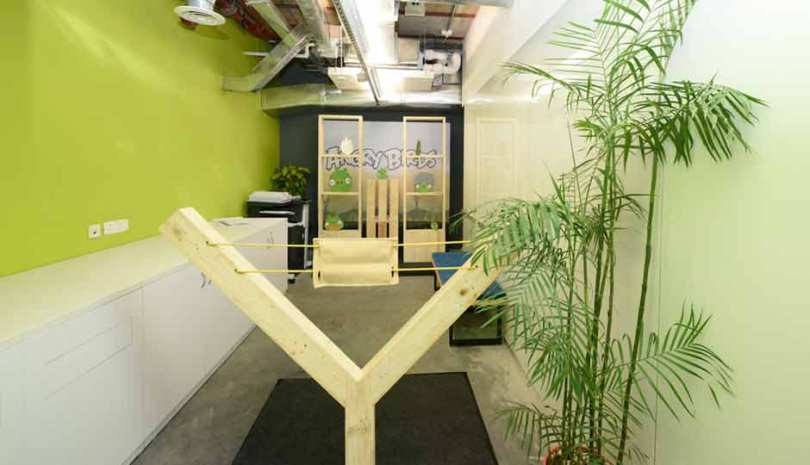 Facebook Mumbai Office Interior Design Photos and Detail (1)