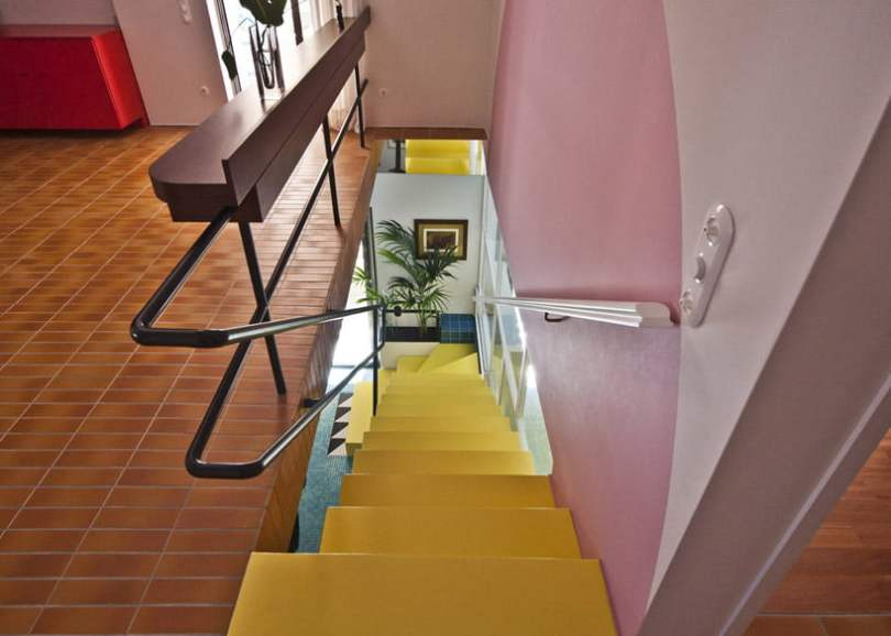 Bold and Bright Colors in Interior Design, colors, painting colors, interior colors, colors shade, color selection,