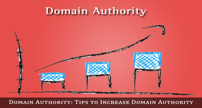 increase domain authority of website and blog,