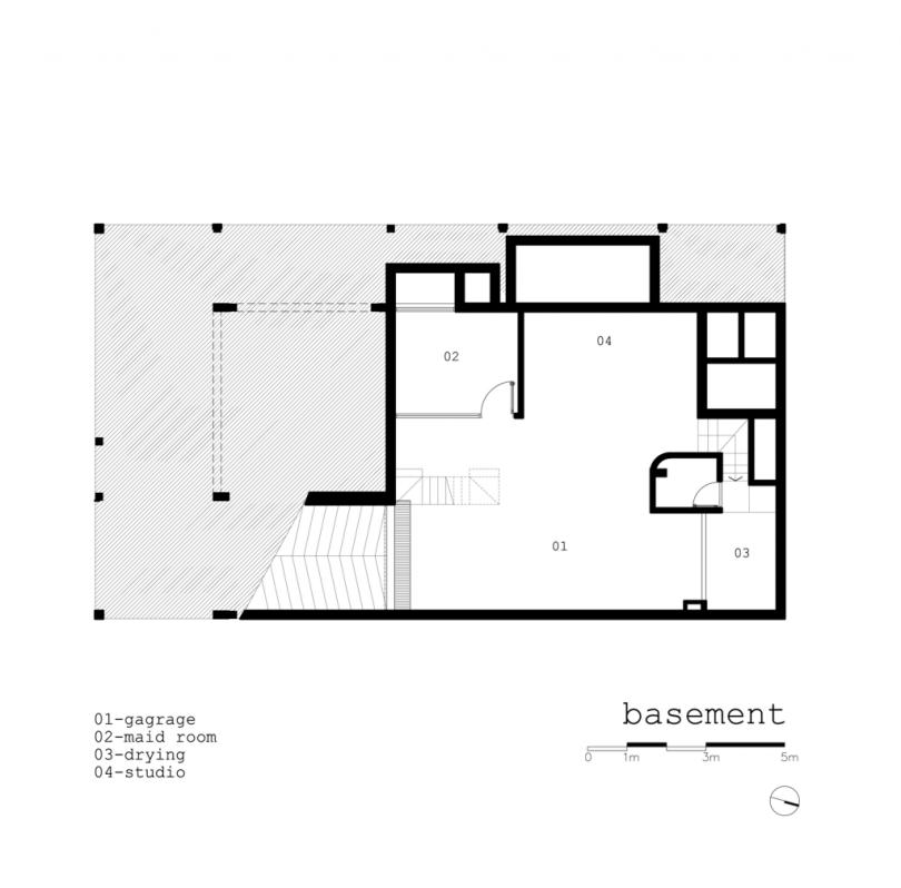 flexible house architecture, flexible house design, flexible house charactristics, modern flexible house,