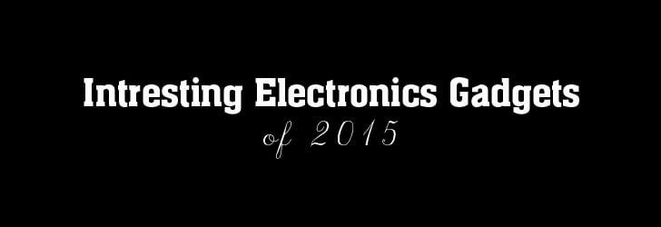 best electronics gadgets,