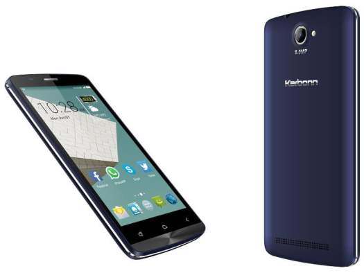 Karbonn Aura 9 launched with 4,000mAh battery, priced at Rs 6,390 Specifications, features