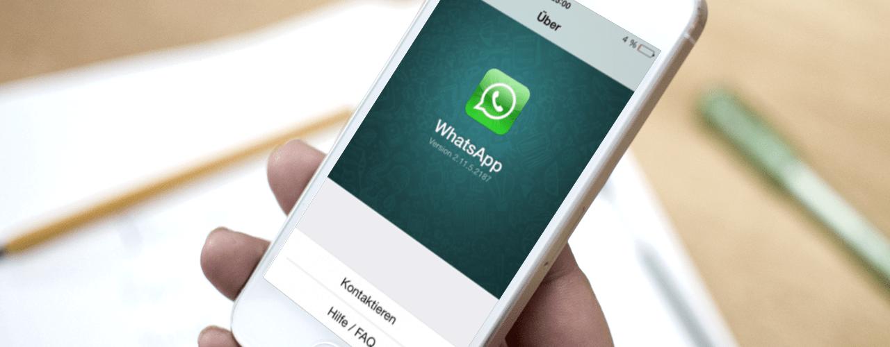 Whatsapp Storage, WhatsApp Web support to iPhone,