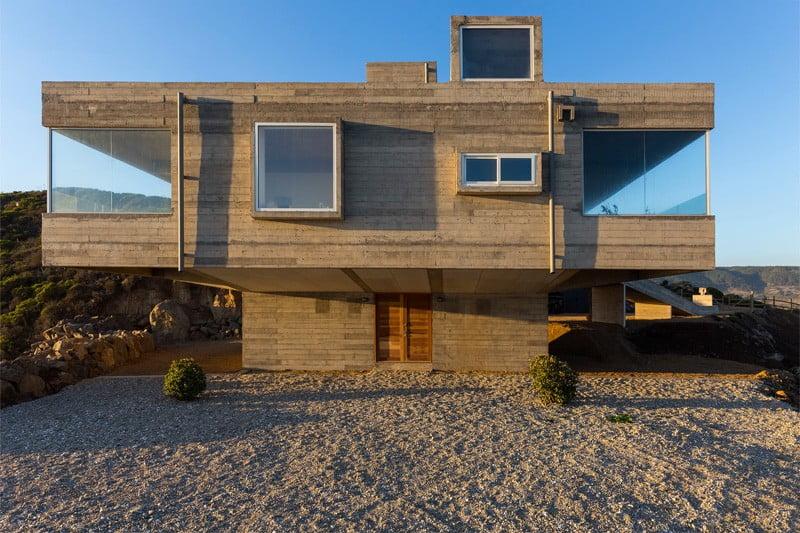 Sea Side Beach House,