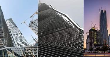 super tall building, hok in saudi,