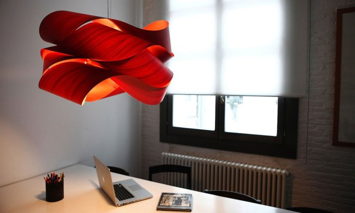 Link Suspension Lamp by LZF