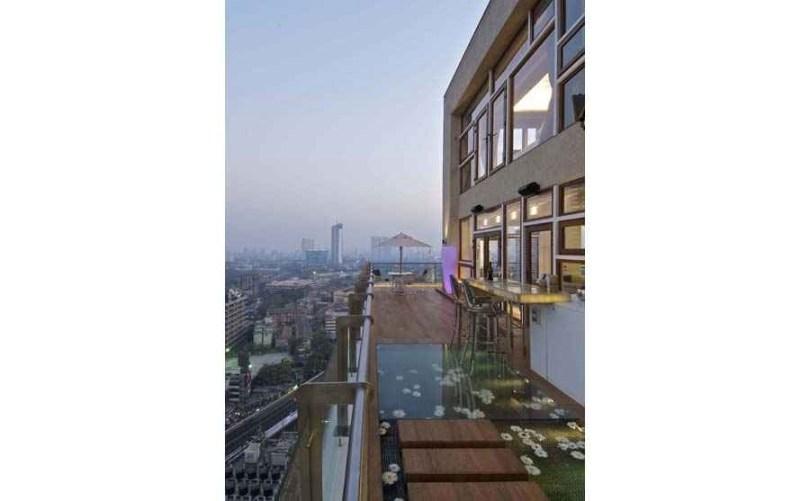 Modern Balcony Design