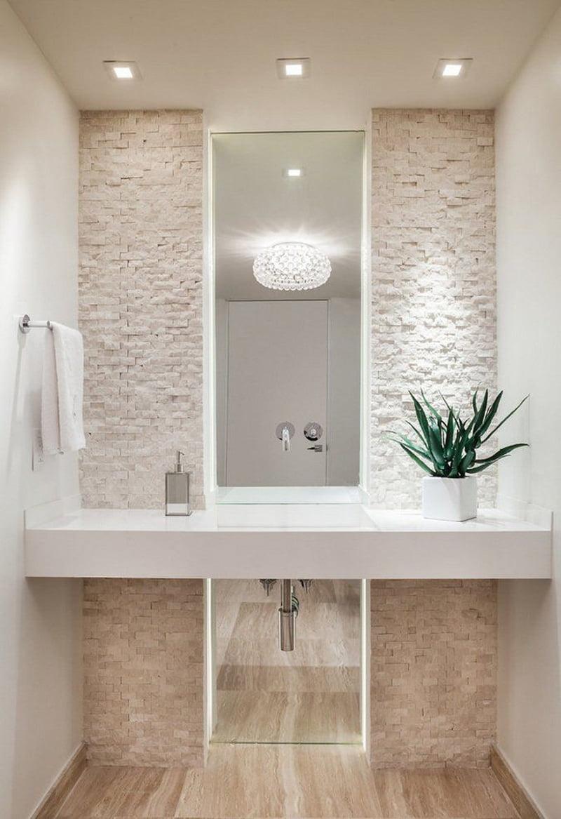 seductive bathroom vanity with lights design ideas