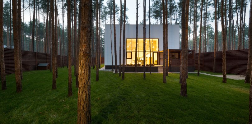 Forest House,