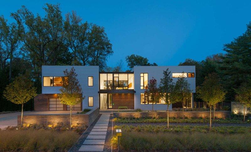 modern modular home,