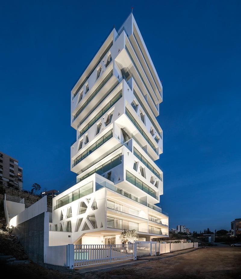 building elevation,
