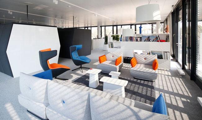what is informal meeting area look