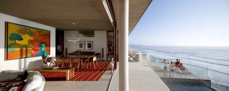 modern beach house architecture,