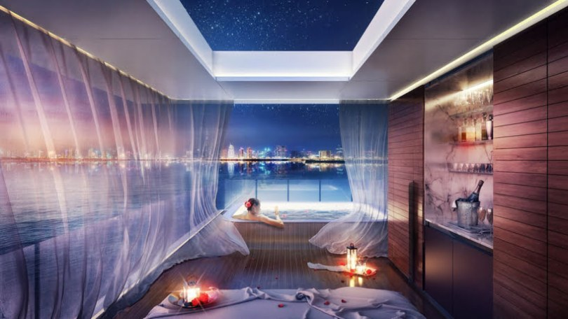 glass-bottomed jacuzzi-floating-seahorse-yachts