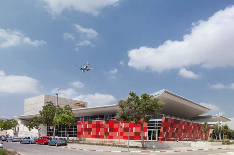 Modiin Theater building design and architecture kadvacorp (2)