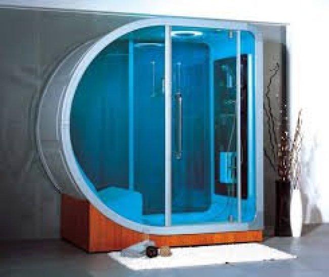 Unique shower enclosures ideas