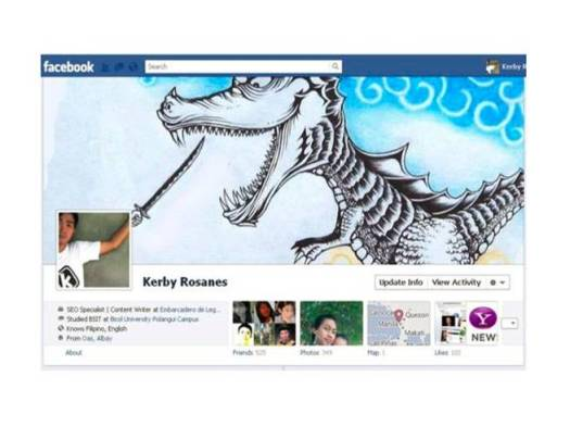 Best Creative Facebook Covers to Inspire You facebook funny (2)