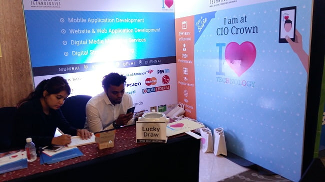 CIO Crown 2016 Event By Sify Technologies in Mumbai Overview (3)