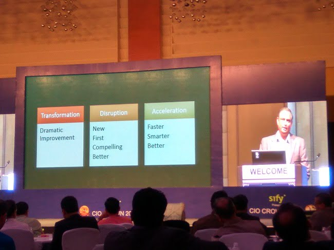 CIO Crown 2016 Event By Sify Technologies in Mumbai Overview (34)