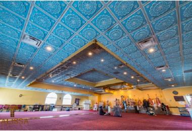 ceiling tiles,